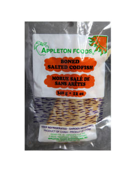 Appleton Boned Salted Codfish 270x345 - Appleton Boned Salted Codfish