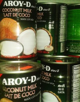 Aroy D Coconut Milk 270x345 - Aroy-D Coconut Milk