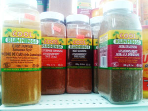 Cool Runnings Seasoning - Cool Runnings Curry Powder, All Purpose, Meat Seasoning, Jerk Seasoning