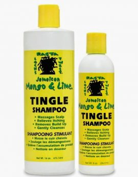 Jamaican Mango Lime Tingle Shampoo 270x345 - Jamaican Mango & Lime Tingle Shampoo