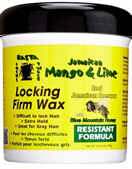Jamaican Mango and Lime Locking Firm Hair Wax 270x345 - Jamaican Mango & Lime Tingle Shampoo