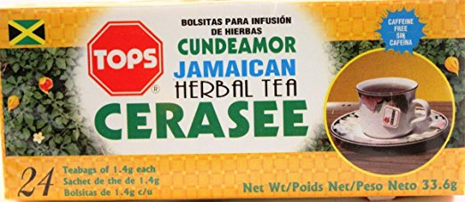 Tops Jamaican Cerasee Herbal Tea - Tops Jamaican Cerasee Herbal Tea