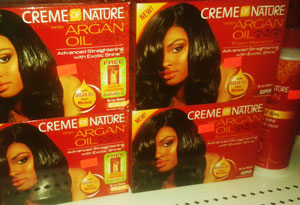 Creme of Nature with Organ Oil - Creme of Nature with Organ Oil
