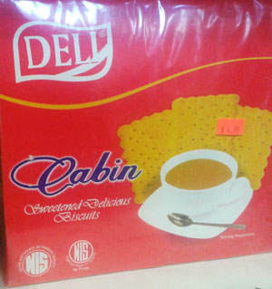 Dell Cabin Biscuits - Dell Cabin Biscuits