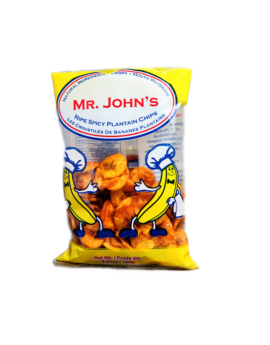 Mr. Johns Spicy Plantain Chips 270x345 - Mr. John's Spicy Plantain Chips